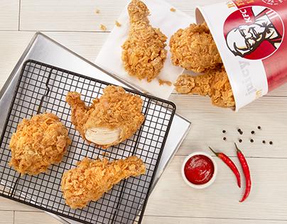 KFC Digital Shots