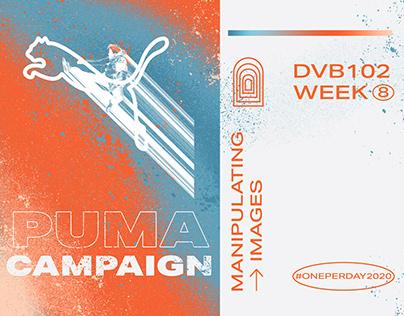 DVB102 | Week 8 | Image Manipulation #oneperday2020
