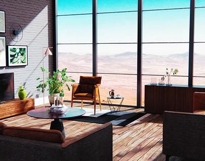 Interior 3D Visualisations