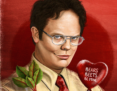 Dwight Schrute Valentine's Day