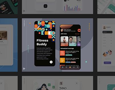 Monthly UI/UX Design Inspiration | July 2020