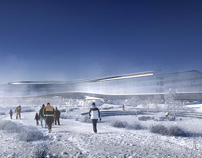 Sberbank Moscow Zaha Hadid Architects