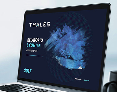 2017 Annual Report for Thales Portugal
