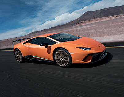 Lamborghini Performante