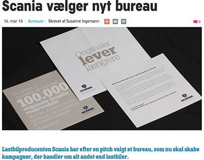 Press Release Scania