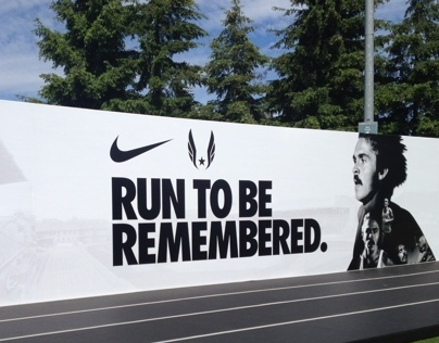 Nike Camp Victory at USATF Olympic Trials