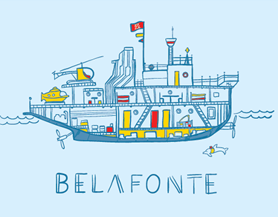 """""""Let me tell you about my boat"""" Belafonte."""