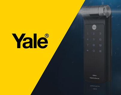 Yale india website