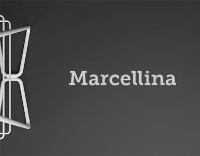 Marcellina Bookshelf