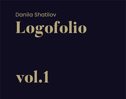Logofolio vol.1 Danila Shatilov