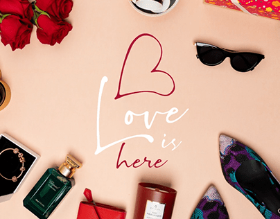 Love is here!