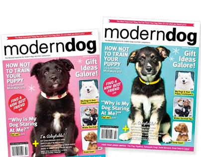 Modern Dog Magazine—Winter 2015/16