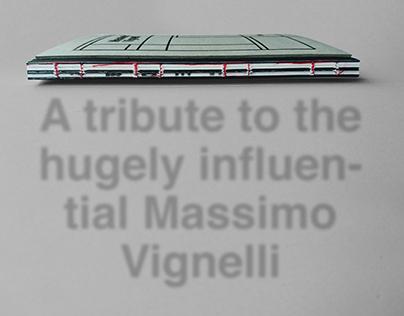 Massimo Vignelli*