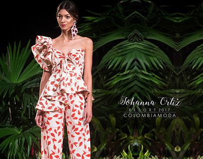 Johanna Ortiz Resort ' 17   C O L O M B I A M O D A