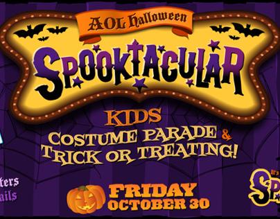AOL Halloween Spooktacular