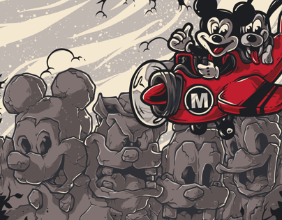 a Trip to Mount RushMOUSE