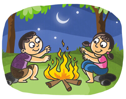 Sr Kg Reader 1_ Educational children book illustration