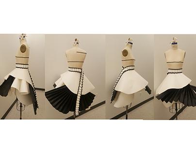 Paper Skirt