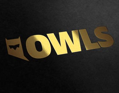 Owls Department Branding