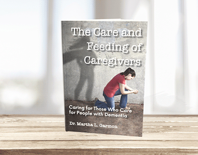 Book Cover for Book for Care Givers of Dementia