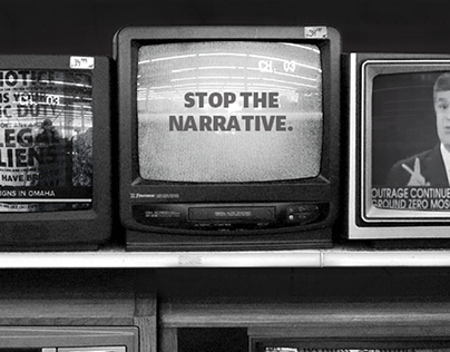 """Stop the Narrative"""