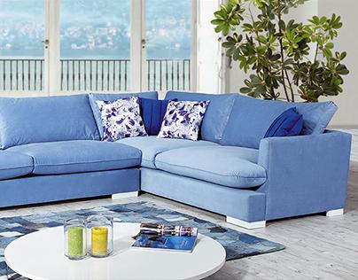 Catalog Design & Shooting Customer: ABC Furniture Ltd.