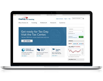 Digital Campaign - Capital One, TurboTax
