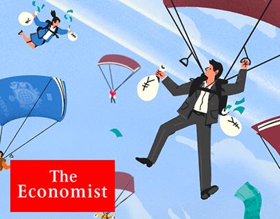 The Economist - Golden parachutes