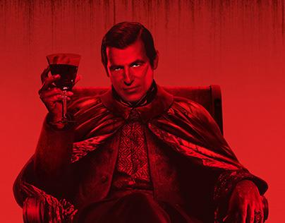Dracula Key Art