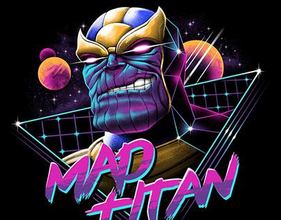 Rad Marvel designs