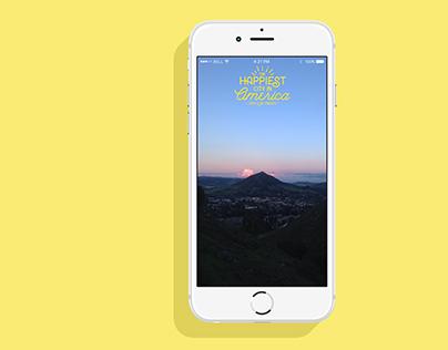 Snapchat Geofilter - San Luis Obispo