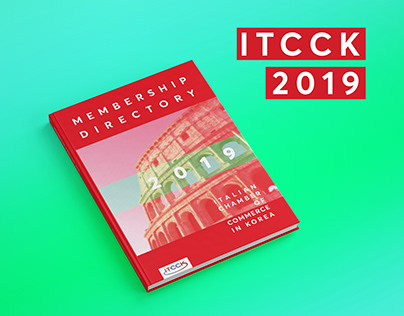 Directory 2019 - Italian Chamber of Commerce in Korea
