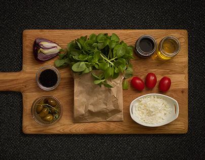 Açken Bakma I Food Website
