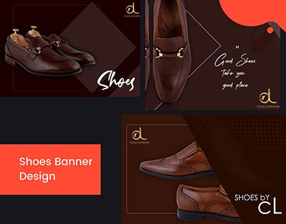 Banner Design For Shoes