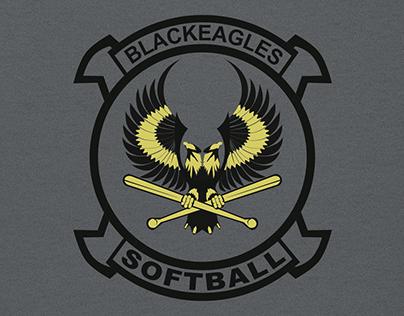Black Eagles Softball