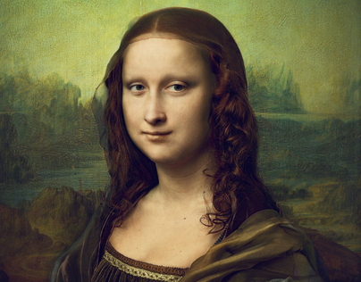 Revealing The Truth - Mona Lisa