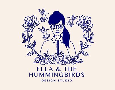 Ella & The Hummingbirds Studio