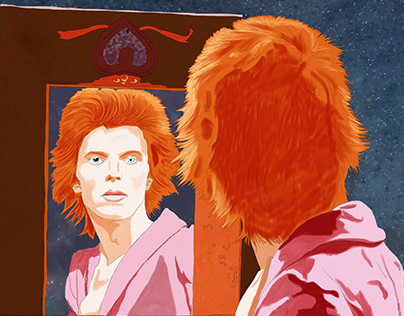 Starman : tribute to David Bowie