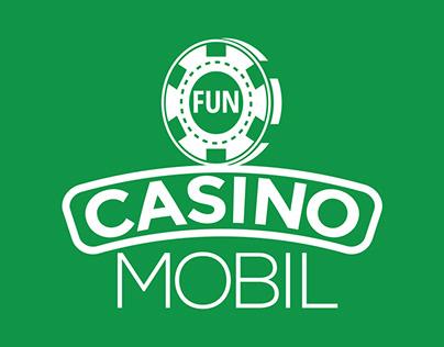 "Logo ""Fun Casino Mobil"""