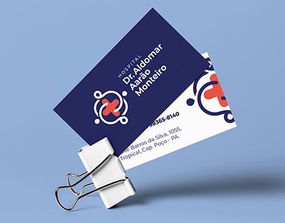 Redesign de Marca | Hospital Dr. Aldomar