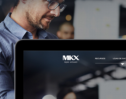 MKX Brasil - Website Redesign