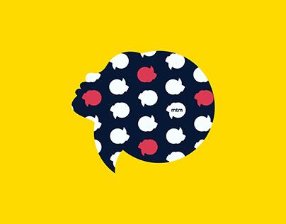 Mother Tongue Media - Logo Design   2021