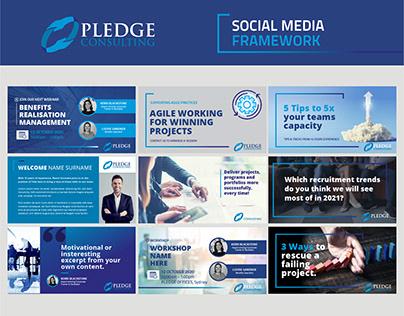 Social Media Template Designs