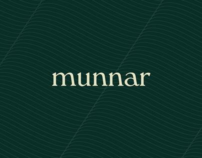 Visual Identity | Munnar