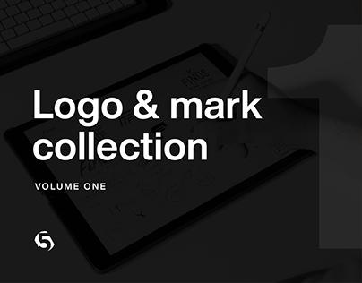 Logo & mark collection \\ VOLUME ONE