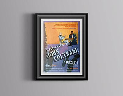 Dinner with John Coltrane