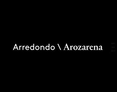 Arredondo\Arozarena