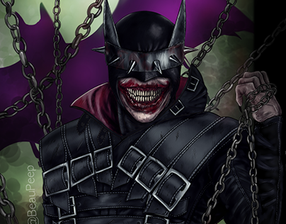 The Bat Who Laughs