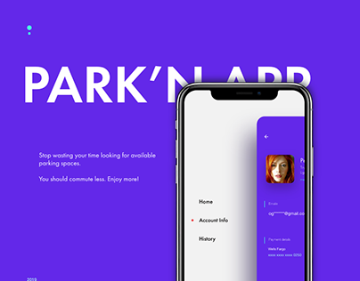 Park'N app Park'N LLC Los Angeles