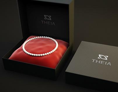 Theia Jewels - Logo Design